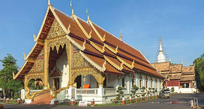 tempio Wat Phra Singh
