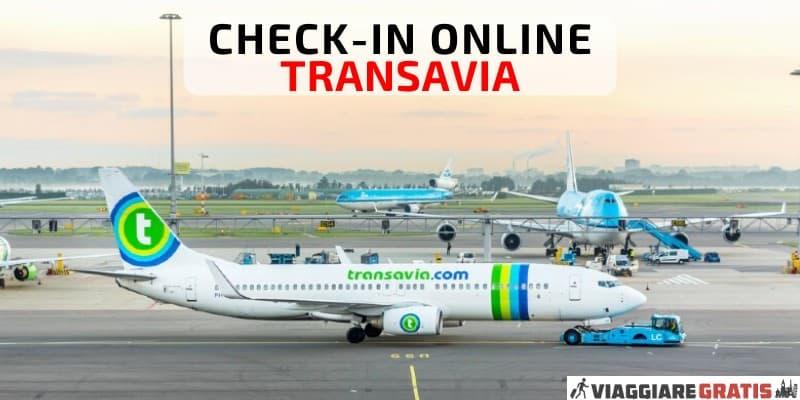 Check-in Online Transavia