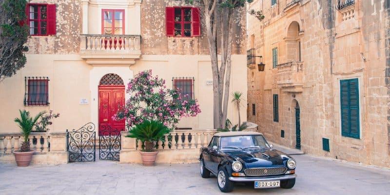 Isola di Malta Turismo Mdina