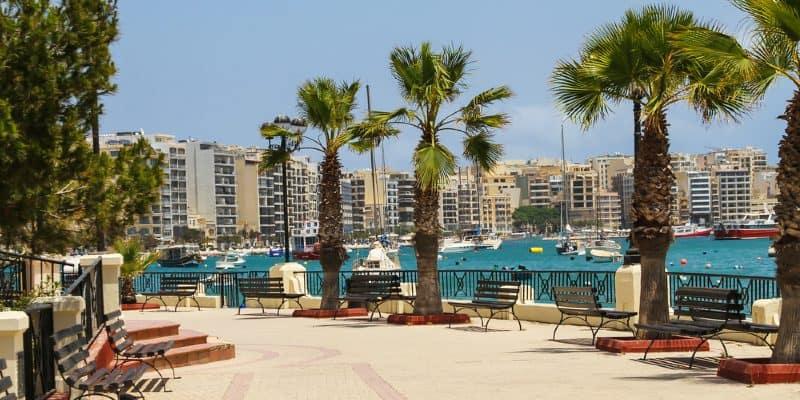 Malta luoghi di interesse Sliema