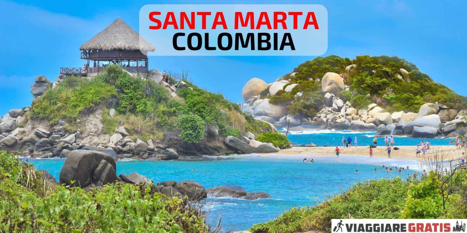 Cosa vedere Santa Marta