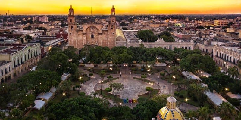 Merida capitale Yucatan