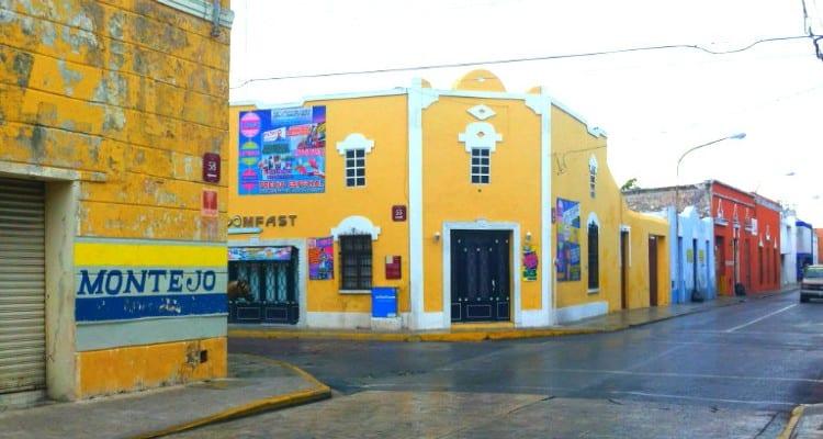 centro storico merida