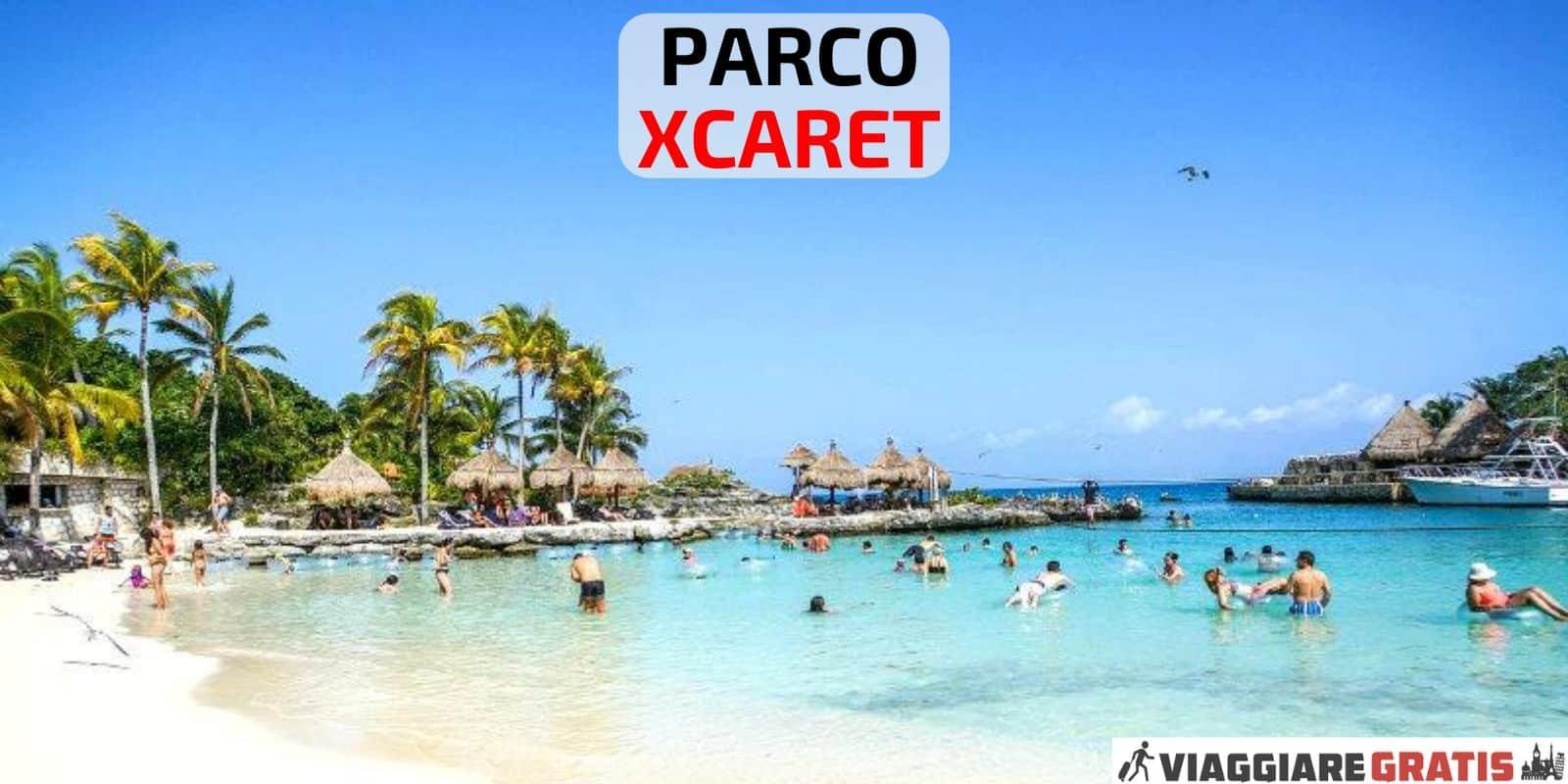 Parco Xcaret Messico