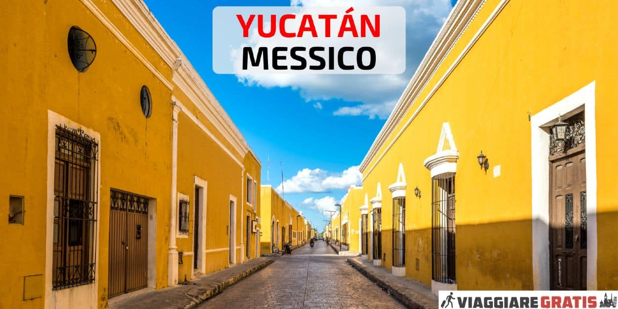 Yucatan Messico