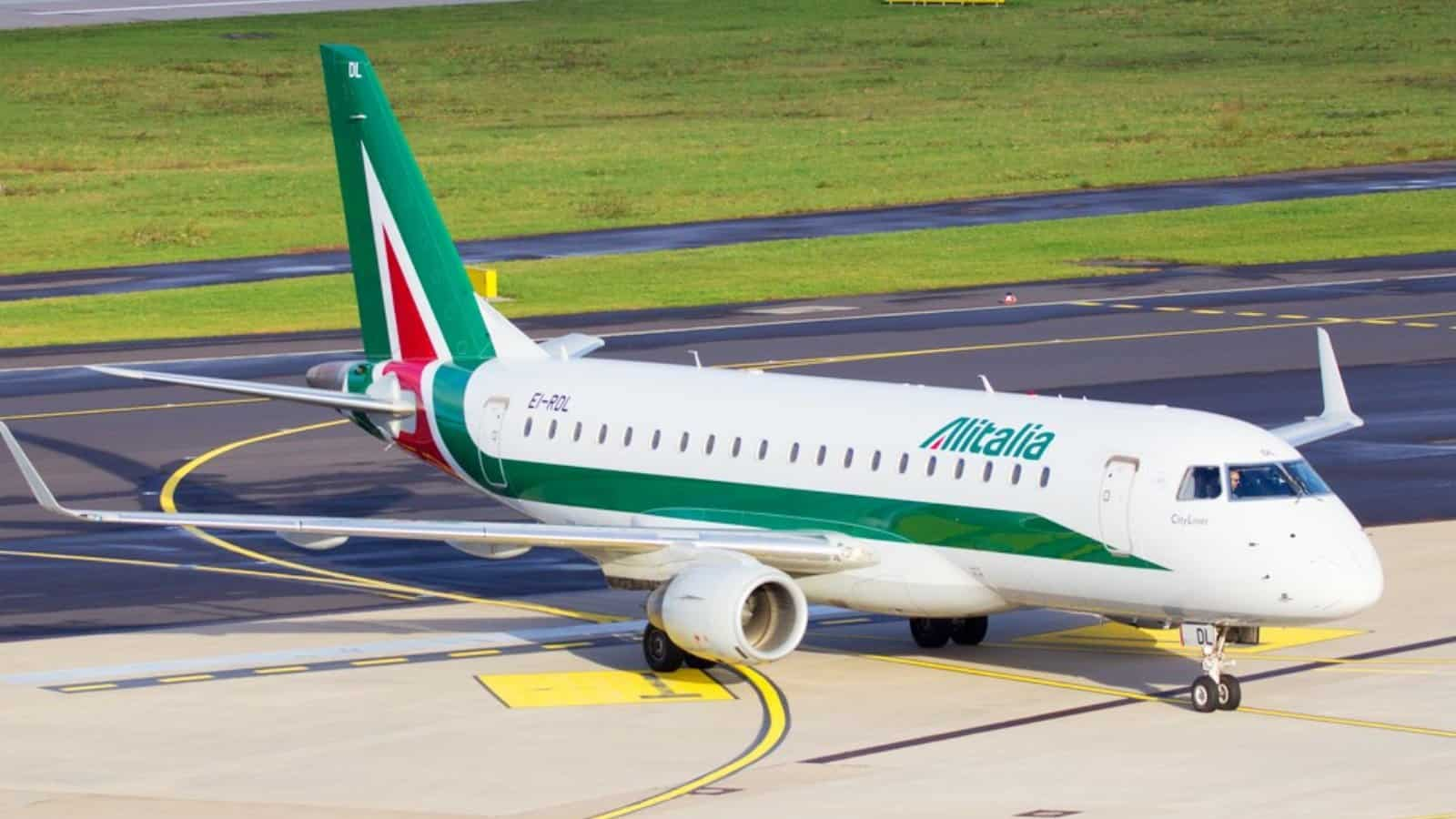 Autocertificazione Alitalia digitale