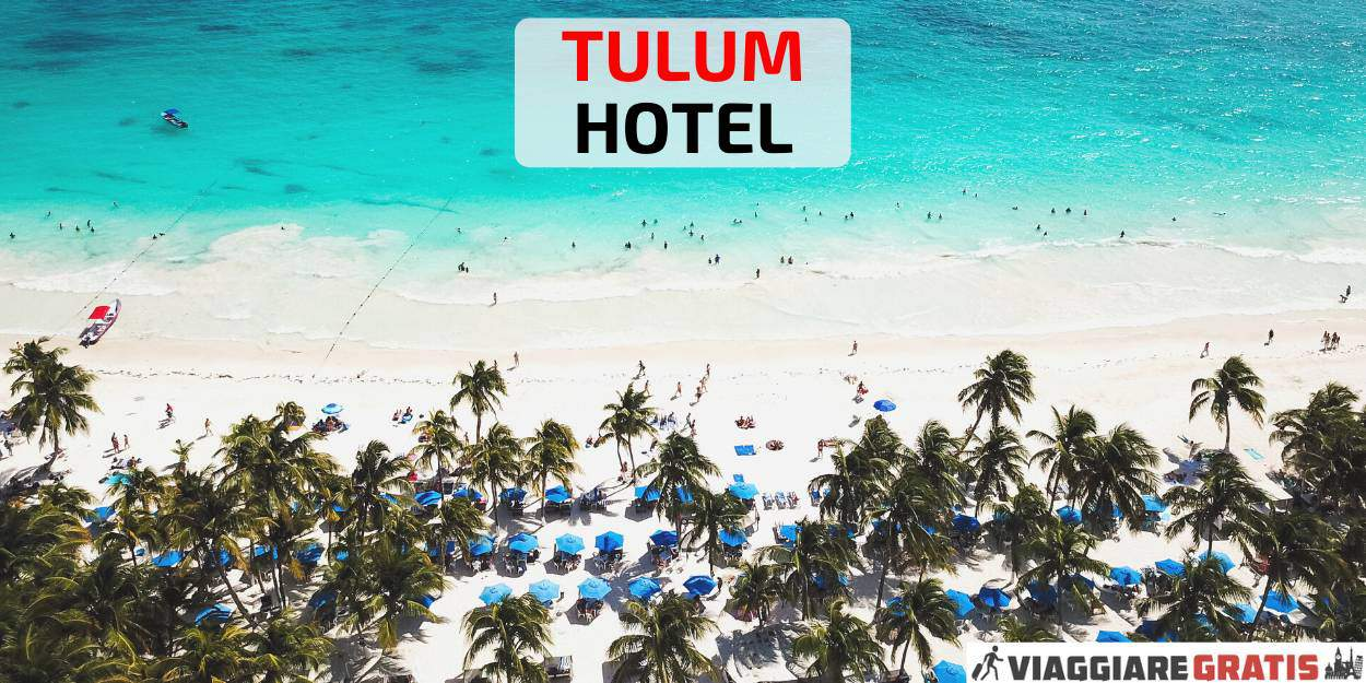 Hotel a Tulum Messico