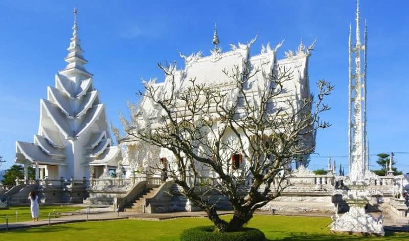 Tempio Chiang Rai Thailandia