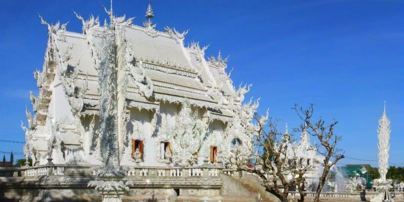 Tempio Wat Rong Khun