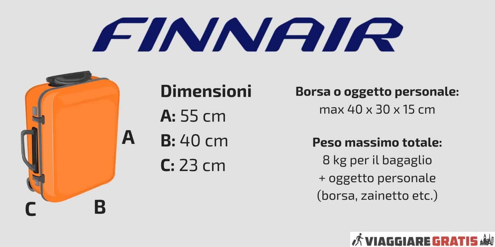 Bagaglio a Mano Finnair