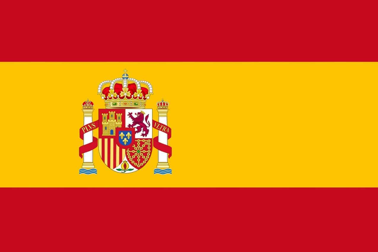 bandiera spagnola stemma