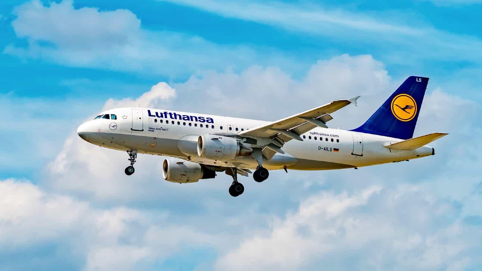 Bagaglio a Mano Lufthansa