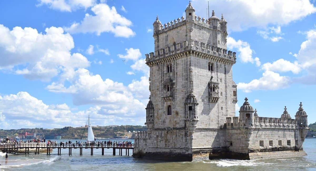 torre de Belem capitale Portogallo