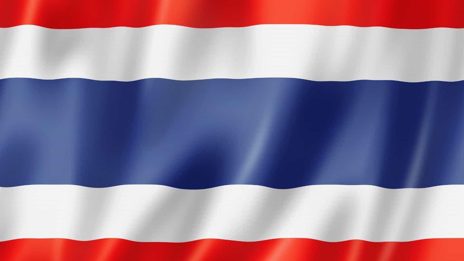 Bandiera Thailandia