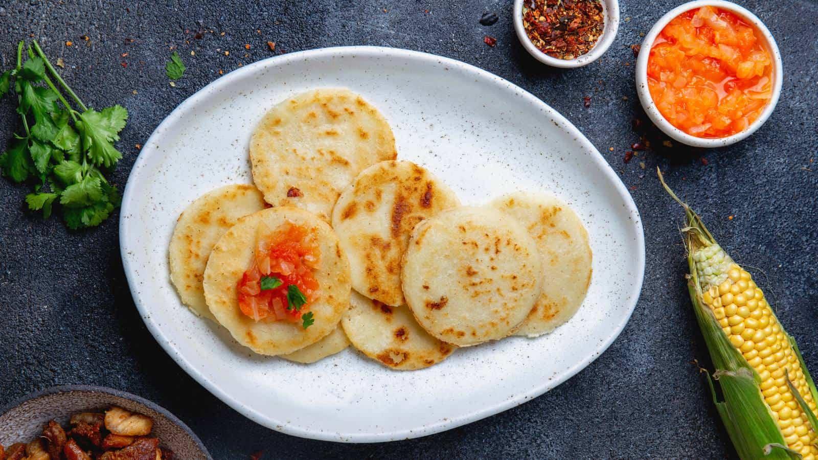 Cibo cucina colombiana