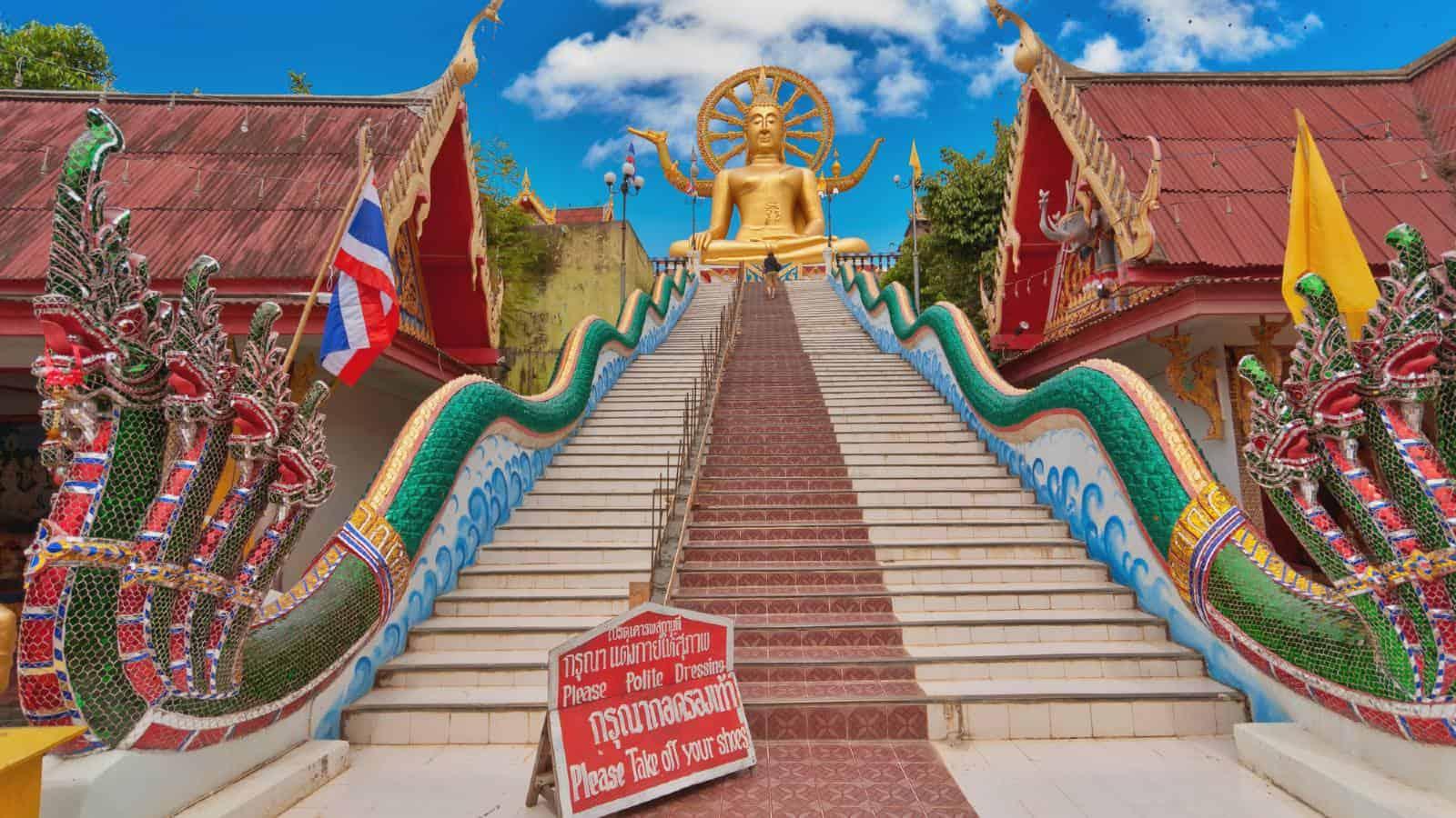 Isola di Koh Samui Thailandia