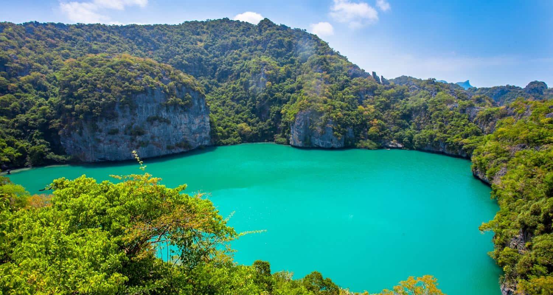 Lago Thale Nai Ang Thong Samui