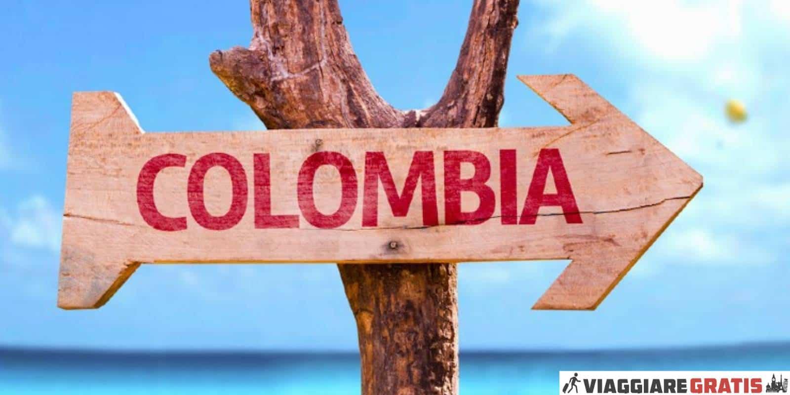Turismo Colombia cosa vedere info