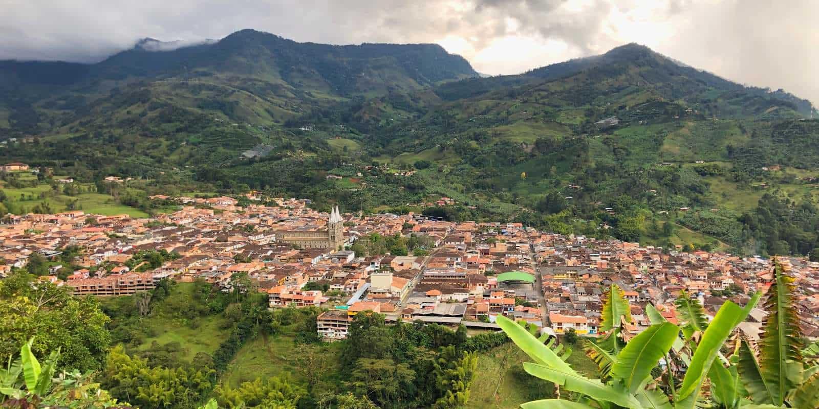 cosa fare vedere Jardin Colombia