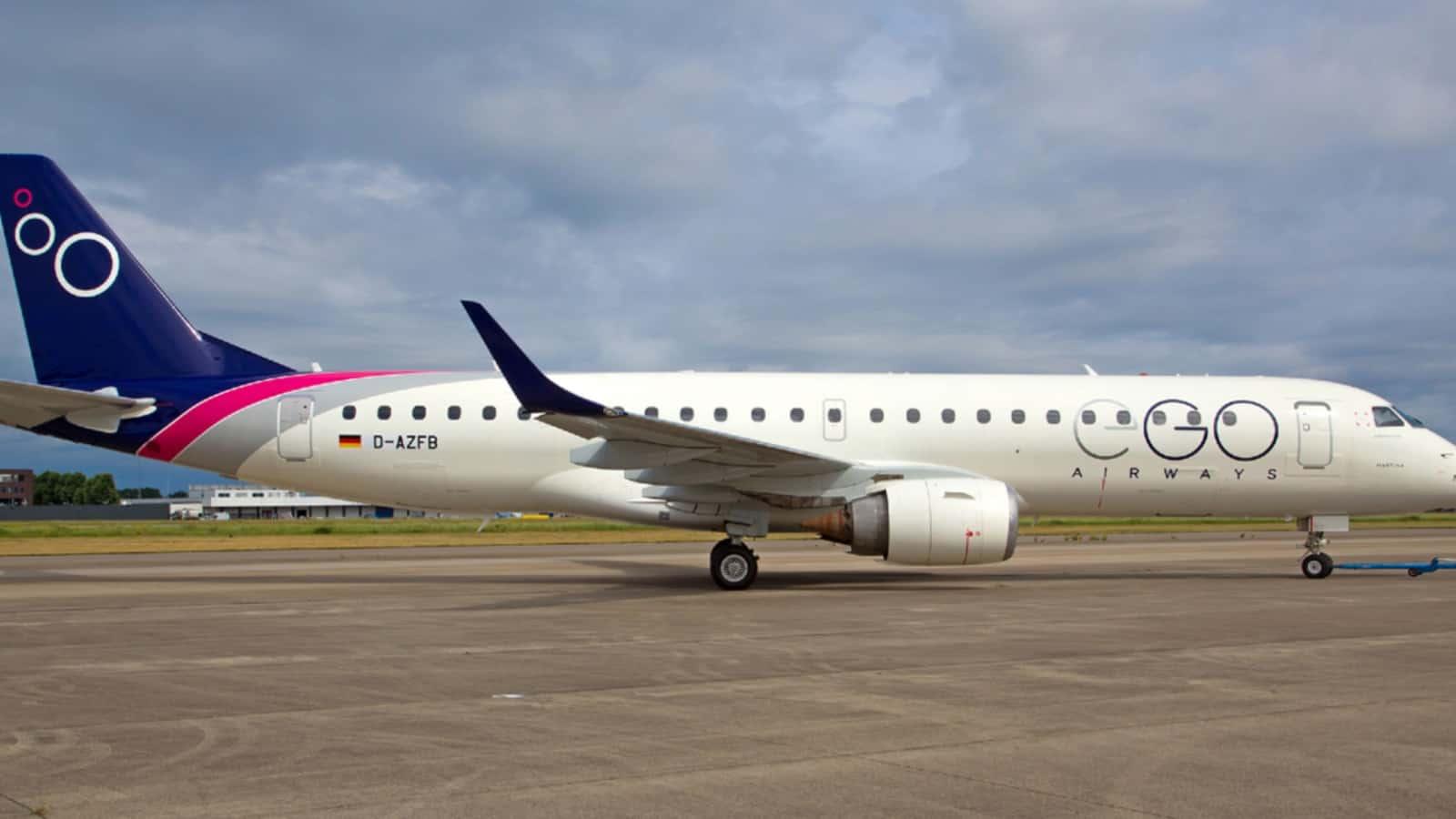 Bagaglio a mano EGO Airways Italia
