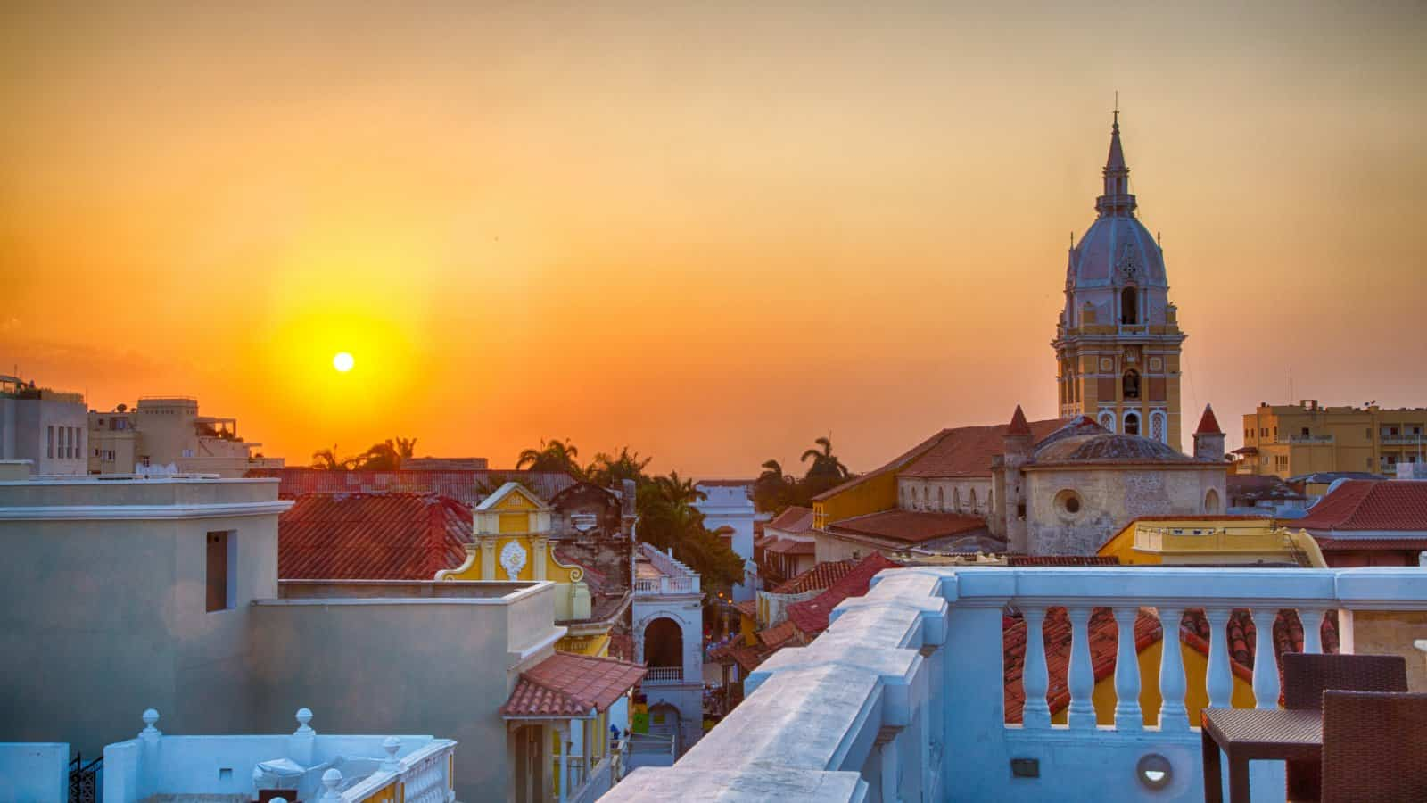 Cartagena Colombia quando andare