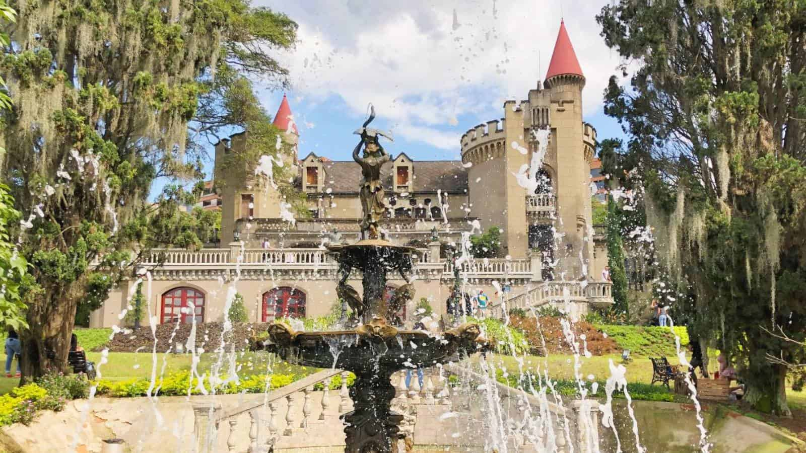Museo El Castillo Medellin Colombia