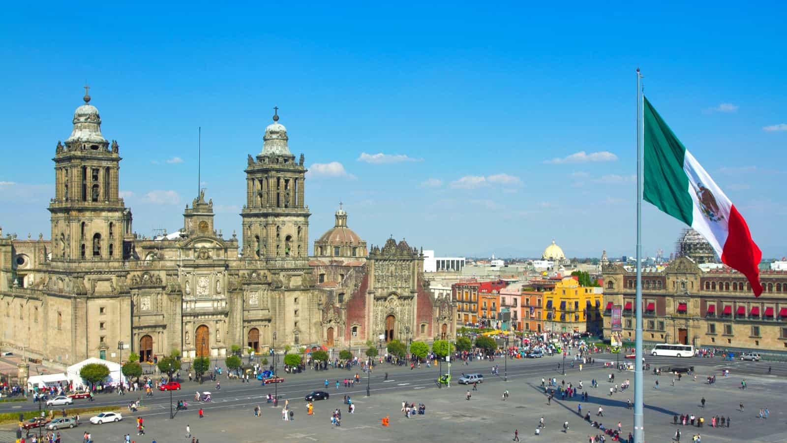 Città del Messico cosa vedere