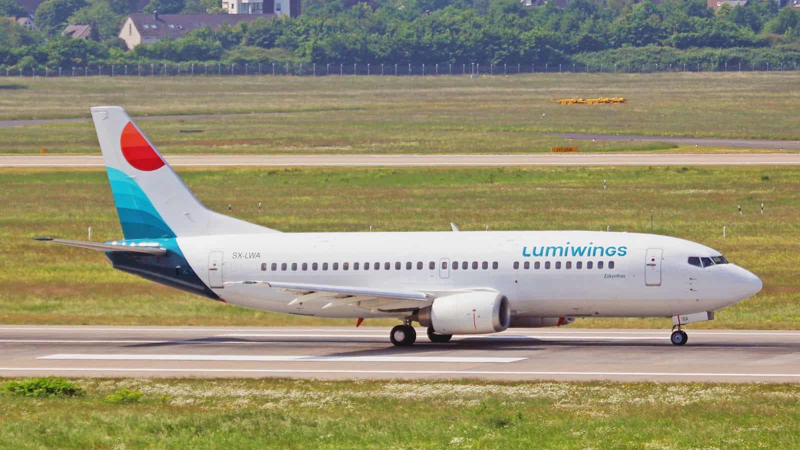 Lumiwings: nuovi voli da Forlì verso Italia, Grecia ed Est Europa