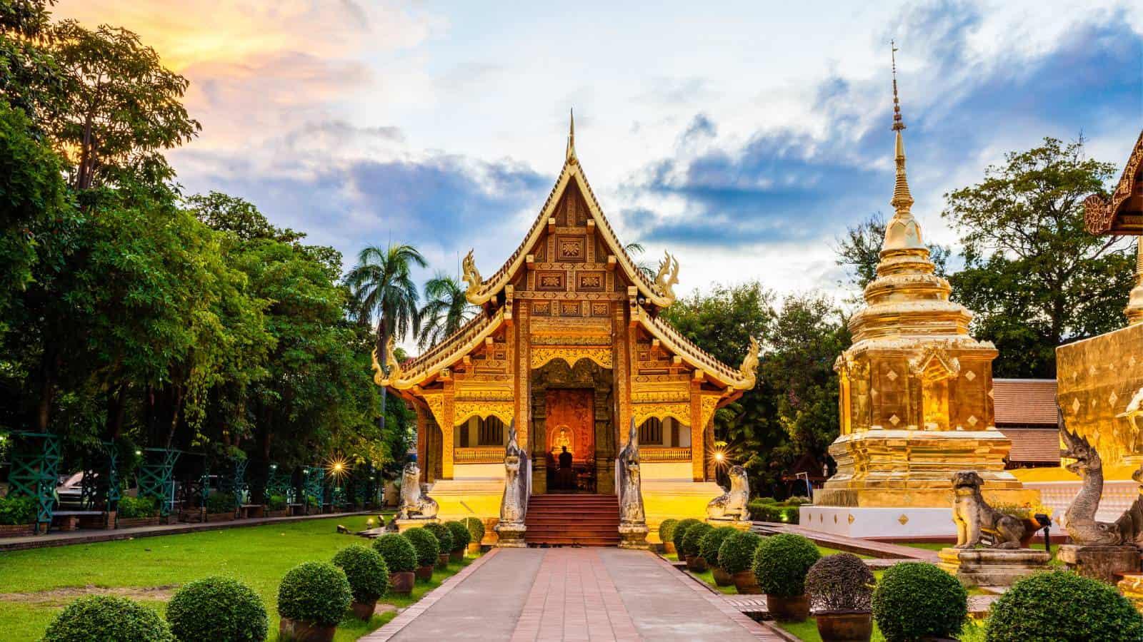 Meteo a Chiang Mai
