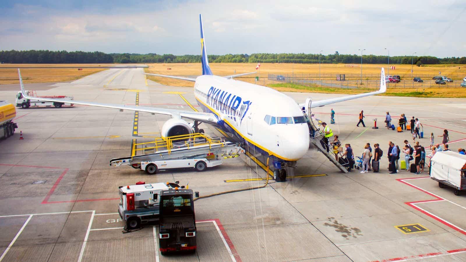 Ryanair Covid 19 Travel Wallet