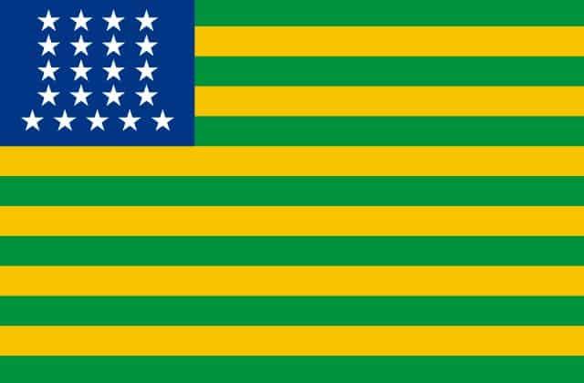 Brasile bandiera 1989