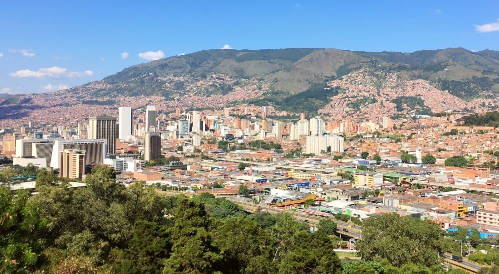 Centro Medellin Cerro Nutibara