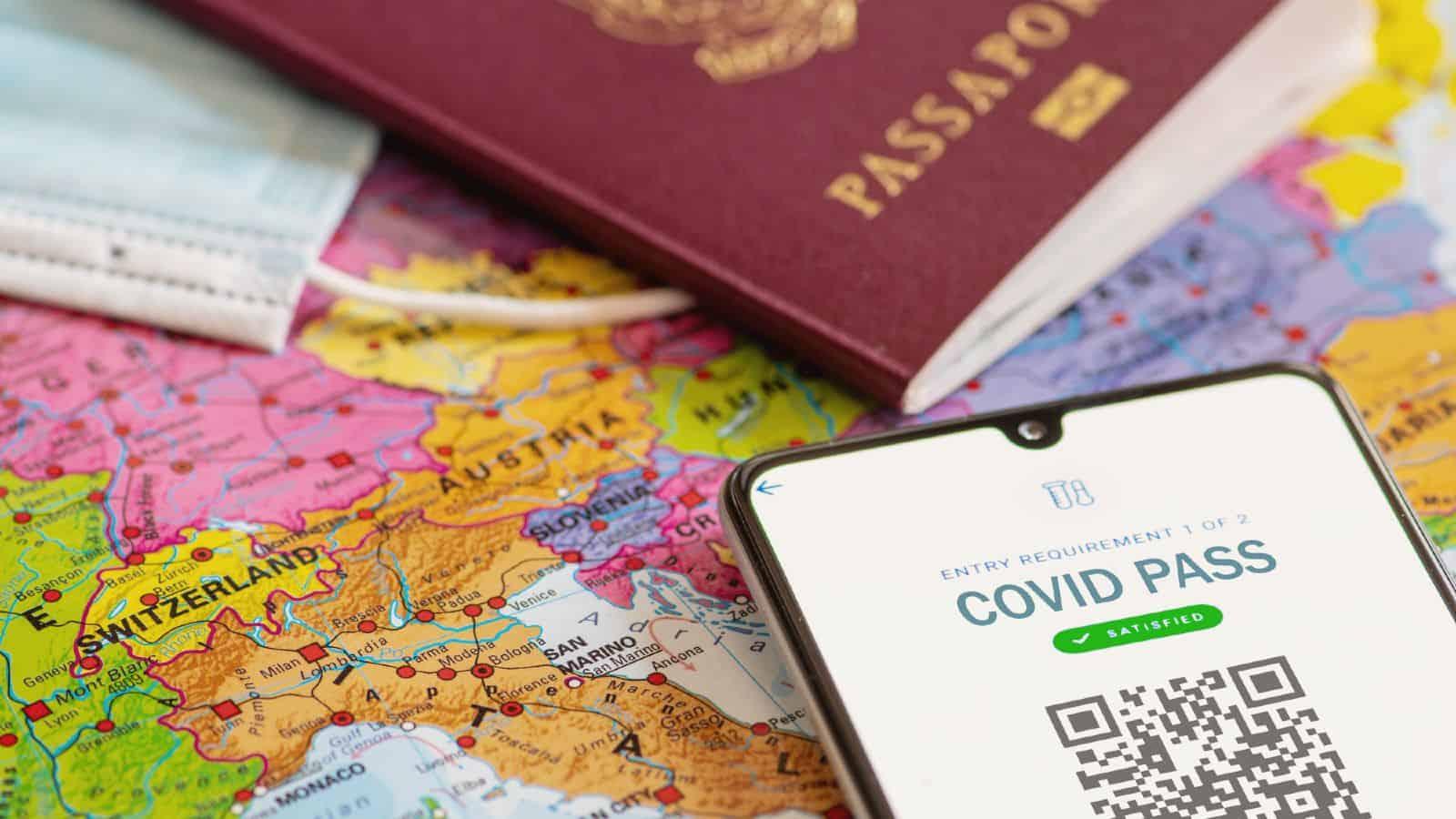 Digital Passenger Locator Form