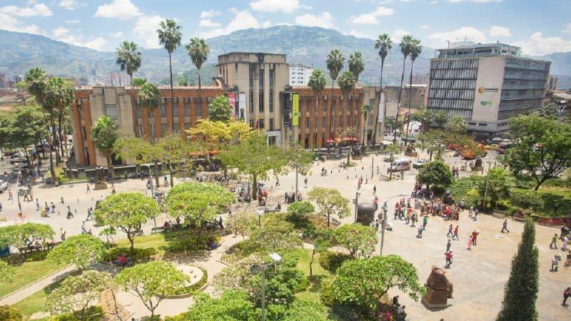 Museo de Antioquia centro Medellin