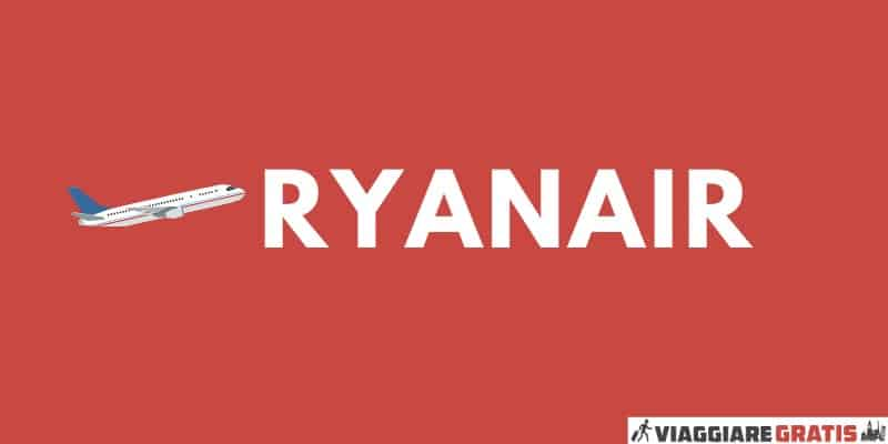 Offerte Ryanair voli