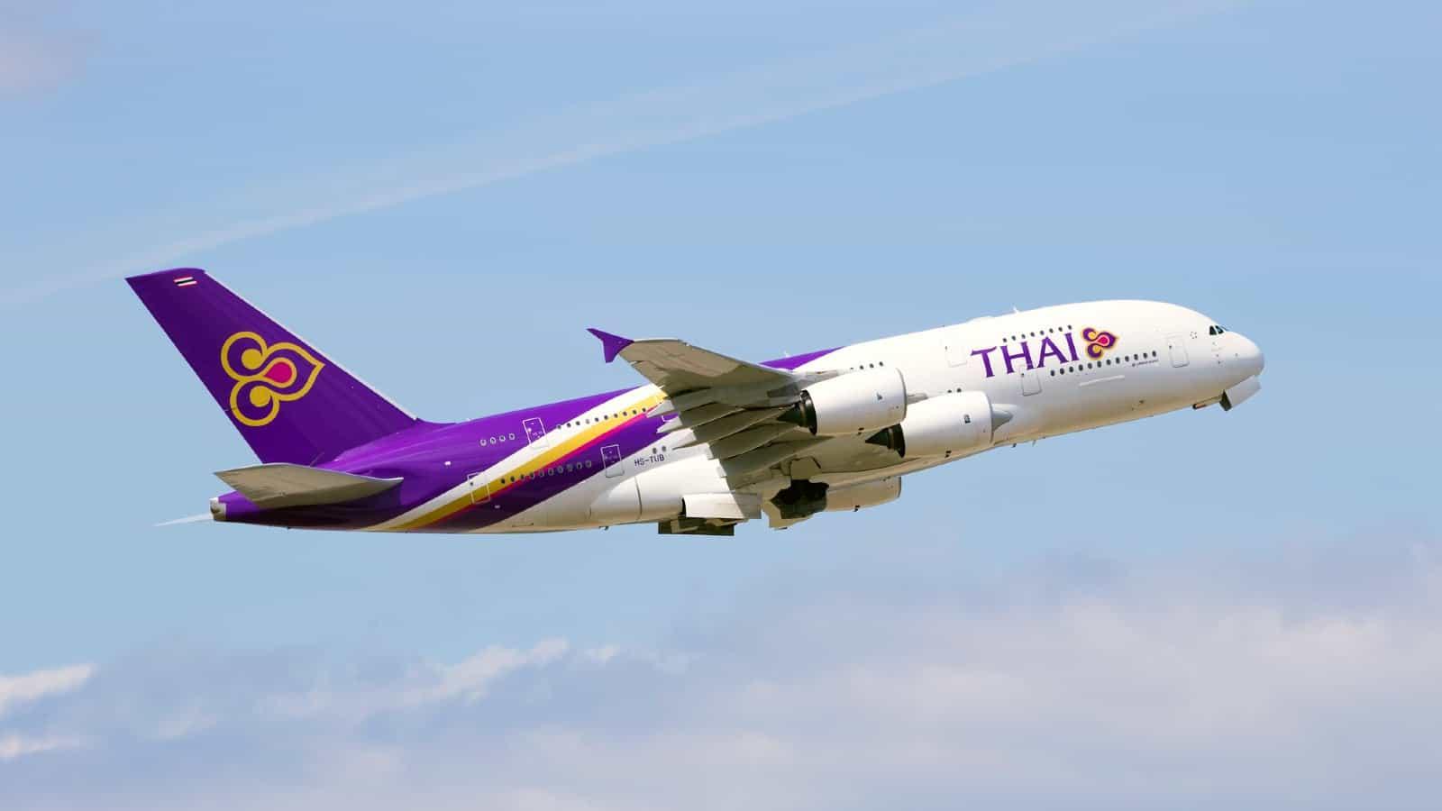 Bagaglio a mano Thai Airways
