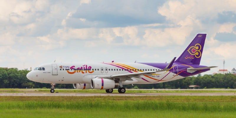 Bagaglio da stiva Thai Smile Airways