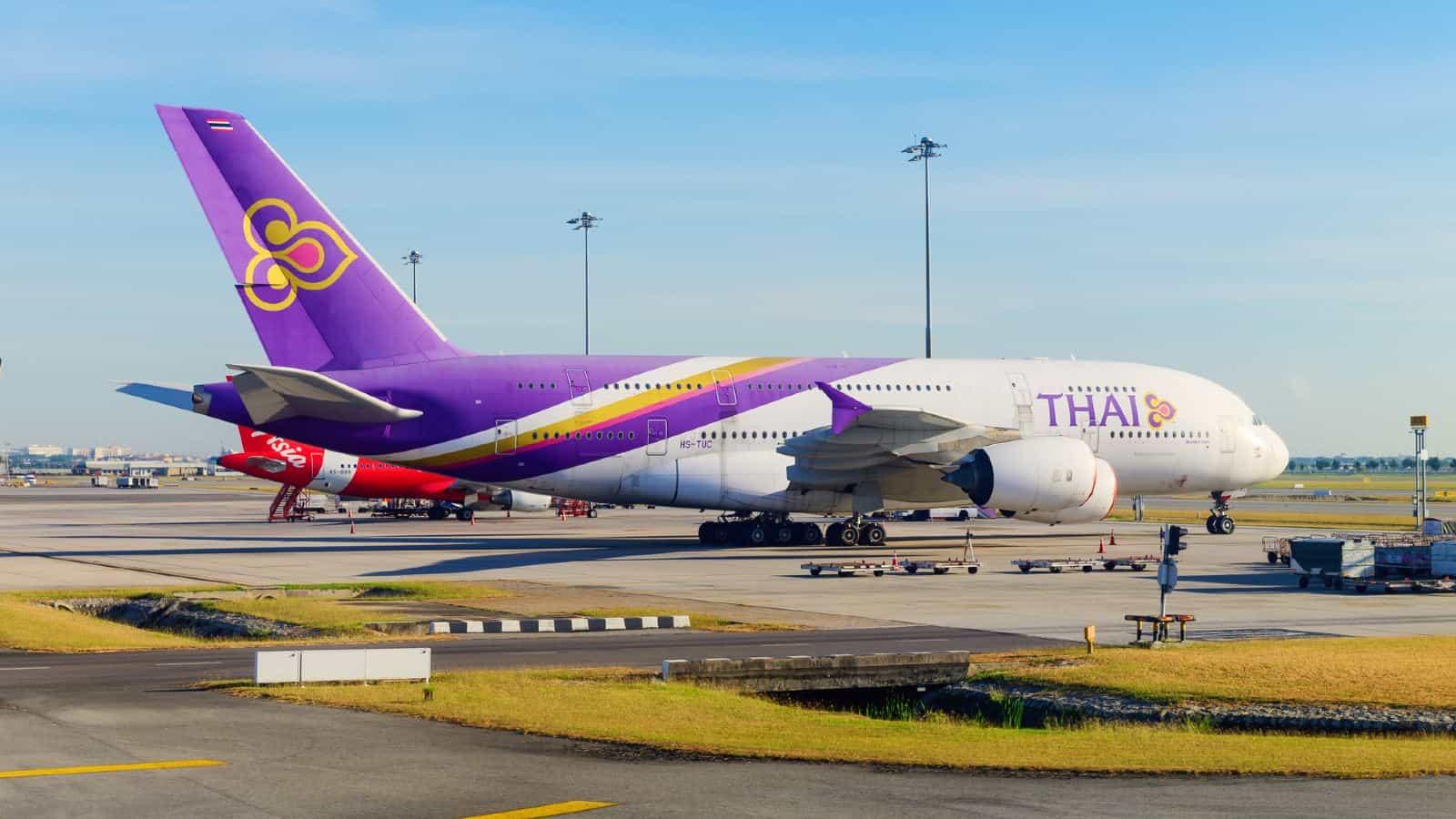 Check-in Thai Airways