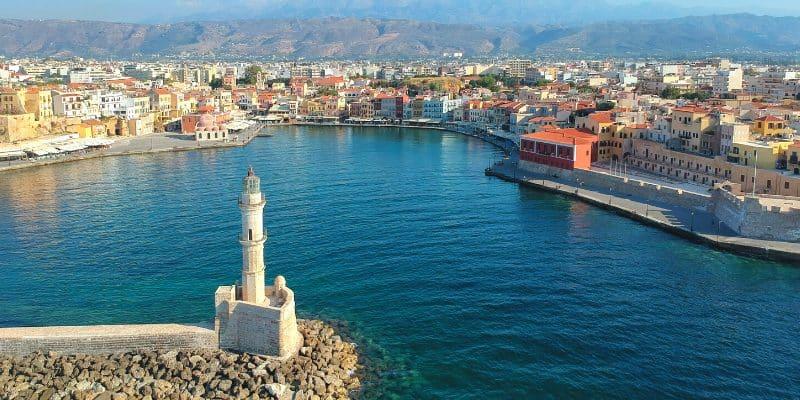 Faro Chania Creta