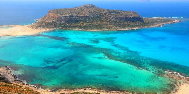 Gramvousa Laguna Balos Creta