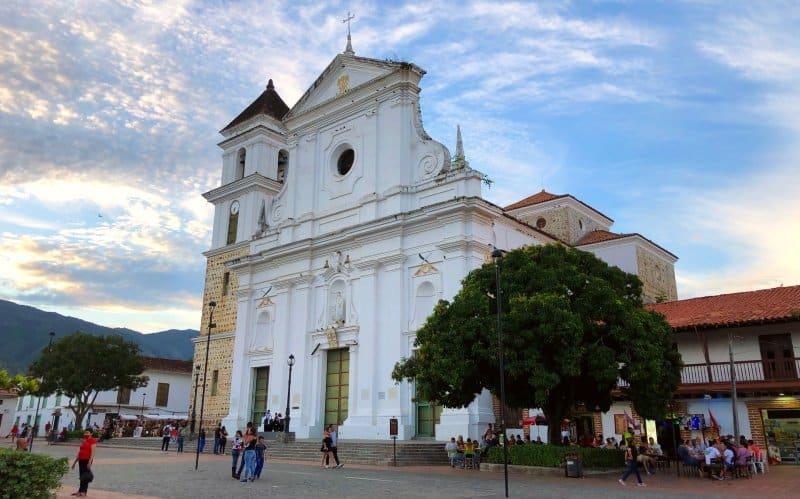 Cattedrale Santa Fe Antioquia Colombia