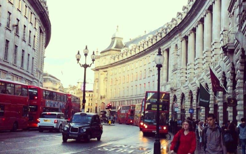 Regent Street Londra
