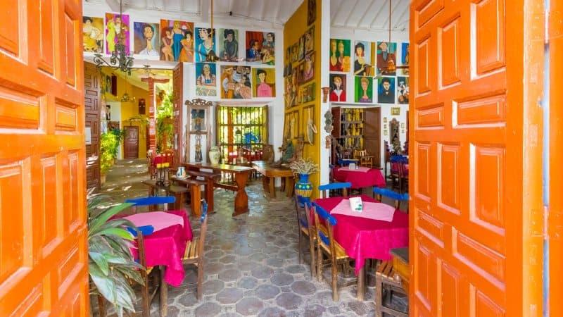 Ristoranti Santa Fe de Antioquia