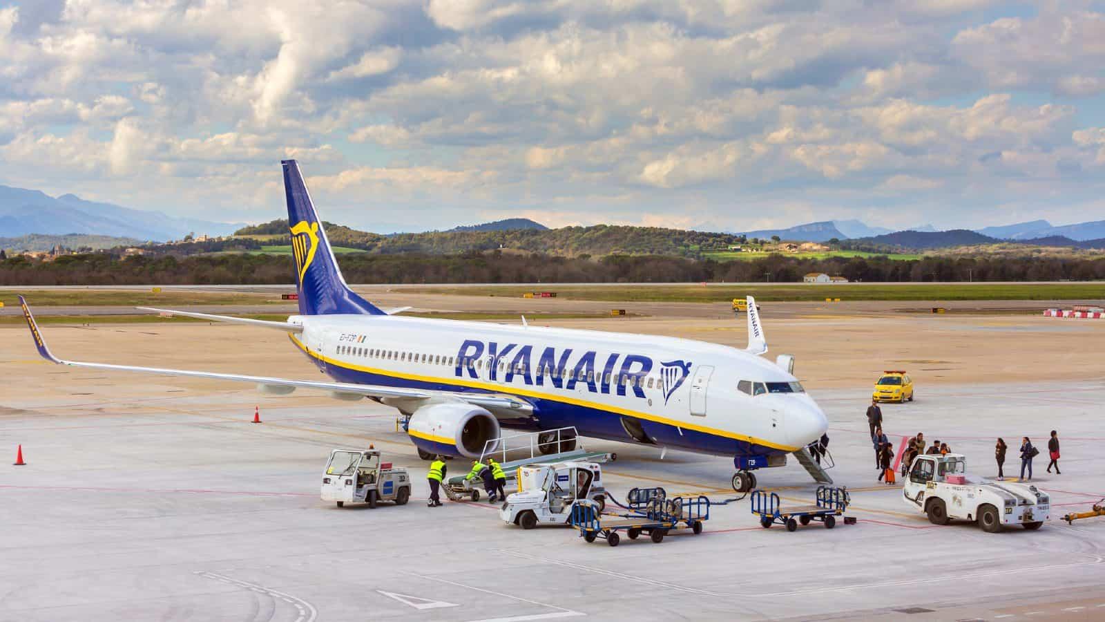 Tariffe Ryanair